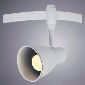 Трековый светильник Arte Rails Heads A3058PL-1WH