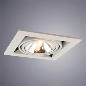 Светильник точечный Arte Cardani Semplice A5949PL-1WH