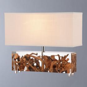 Лампа настольная Divinare Selva 3401/09 TL-1