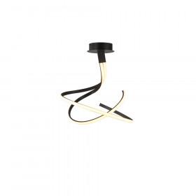 Светильник потолочный Mantra Nur Brown Oxide 5361