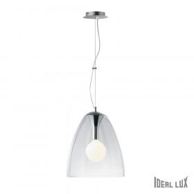 Люстра Ideal Lux AUDI-20 SP1 TRASPARENTE