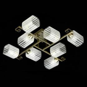 Светильник потолочный DeMarkt City Тетро 673012408