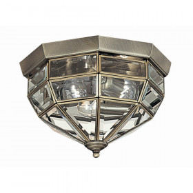 Светильник потолочный Ideal Lux Norma PL3 BRUNITO