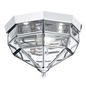 Светильник потолочный Ideal Lux Norma PL3 CROMO
