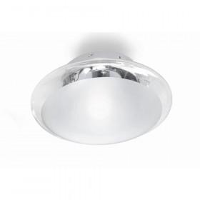 Светильник настенно-потолочный Ideal Lux Smarties CLEAR PL1 D33