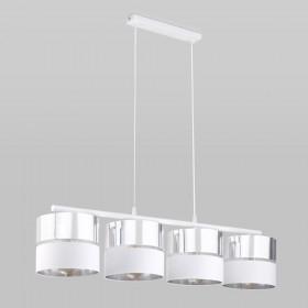 Люстра TK Lighting Hilton Silver 4177