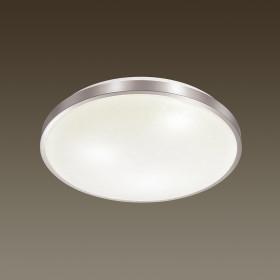 Светильник настенно-потолочный Sonex Lota Nickel 2088/CL