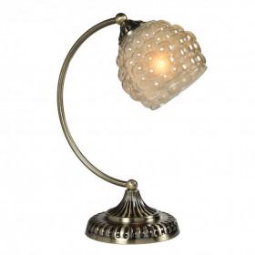 Лампа настольная IDLamp Bella 285/1T-Oldbronze