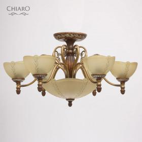 Светильник потолочный Chiaro Версаче 254012909