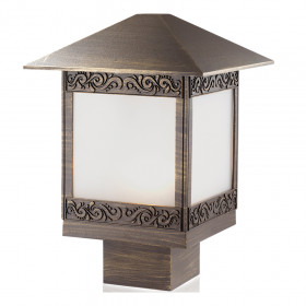 Уличный фонарь Odeon Light Novara 2644/1B