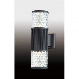 Уличный настенный светильник Odeon Light Pilar 2689/2W
