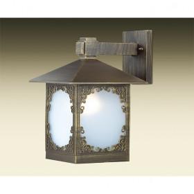 Уличный настенный светильник Odeon Light Visma 2747/1W