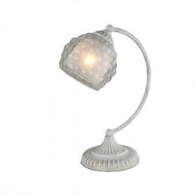 Лампа настольная IDLamp Bella 285/1T-Whitepatina