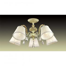 Светильник потолочный Odeon Light Navis 2882/5С