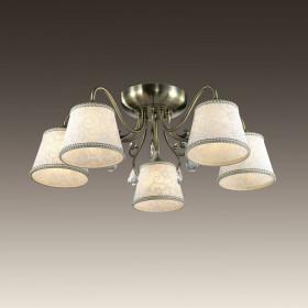Светильник потолочный Lumion Solera 2915/5C