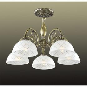 Светильник потолочный Odeon Light Emeril 2945/5C