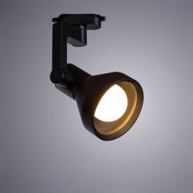 Трековый светильник Arte Nido A5108PL-1BK