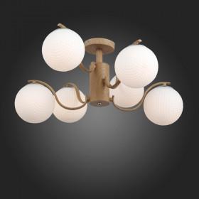 Светильник потолочный ST-Luce Legno SL718.702.06