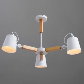 Светильник потолочный Arte Oscar A7141PL-3WH