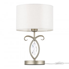 Лампа настольная Maytoni Luxe H006TL-01G