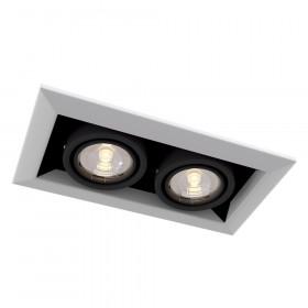 Светильник точечный Maytoni Metal DL008-2-02-W