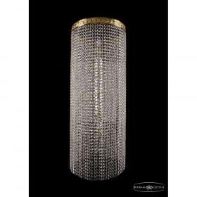 Люстра Bohemia Ivele Crystal 2142/40-100/G