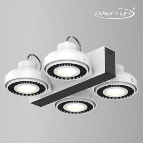 Спот Odeon Light Satelium 3490/4C