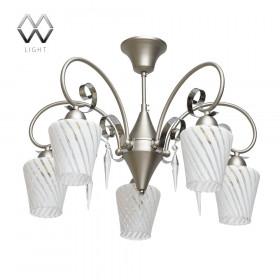 Светильник потолочный MW-Light Блеск 315012205