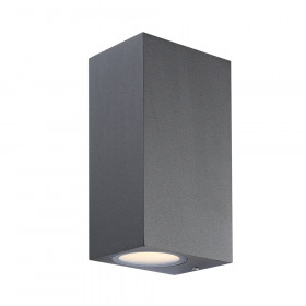 Уличный настенный светильник Globo Skathi 34264-2