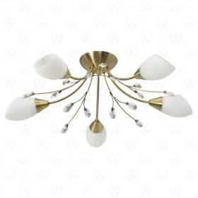 Светильник потолочный MW-Light Нежность 356012905