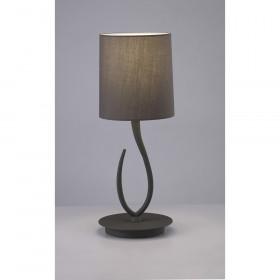 Лампа настольная Mantra Lua Chocolate 3682