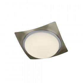 Светильник настенно-потолочный IDLamp Alessa 370/25PF-Oldbronze
