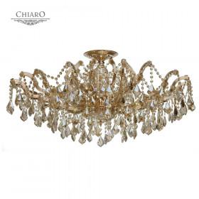 Светильник потолочный Chiaro Луиза 383011310