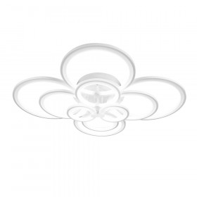 Светильник потолочный IDLamp Federica 388/10PF-White