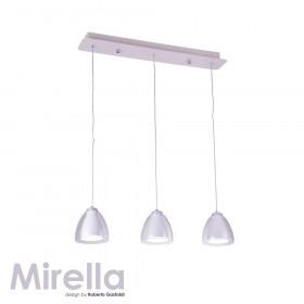 Люстра IDLamp Mirella 394/3-LEDWhite