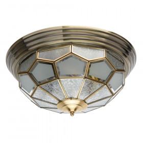 Уличный потолочный светильник Chiaro Маркиз 2 397011706
