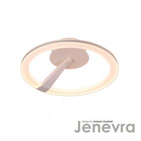 Светильник потолочный IDLamp Jenevra 397/50-LEDWhitechrome