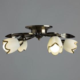 Светильник потолочный Arte Perce A6061PL-4AB