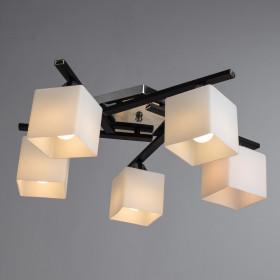 Светильник потолочный Arte Visuale A8165PL-5BK