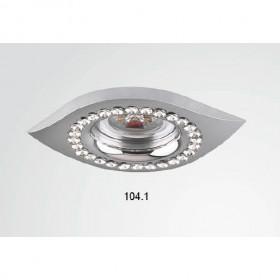 Светильник точечный Crystal Lux 104.1