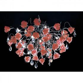 Светильник потолочный Eletto Rosa Rosso EL325C15.2