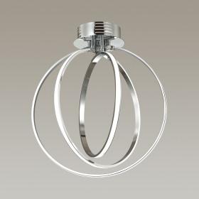 Светильник потолочный Odeon Light Alfi 4024/66CL