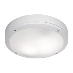 Уличный потолочный светильник Viokef Leros Round 4049201