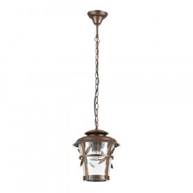 Уличный потолочный светильник Odeon Light Aletti 4052/1