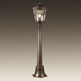 Уличный фонарь Odeon Light Aletti 4052/1F