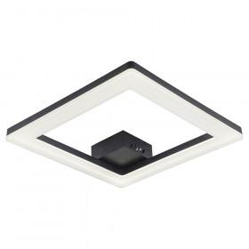 Светильник потолочный IDLamp Sevilia 407/1PF-LEDBlack