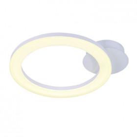Светильник потолочный IDLamp Rut 408/1PF-LEDWhite