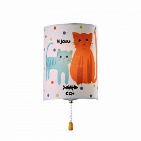 Светильник настенный Odeon Light Cats 2279/1W