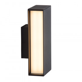 Светильник уличный настенный Brilliant Hollow G43180/06