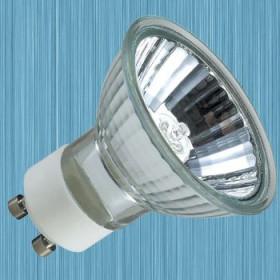 Галогенная лампа GU10, 35Вт, 220в, 456020